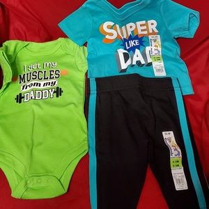 0-3 month bundle-**5 for $20**